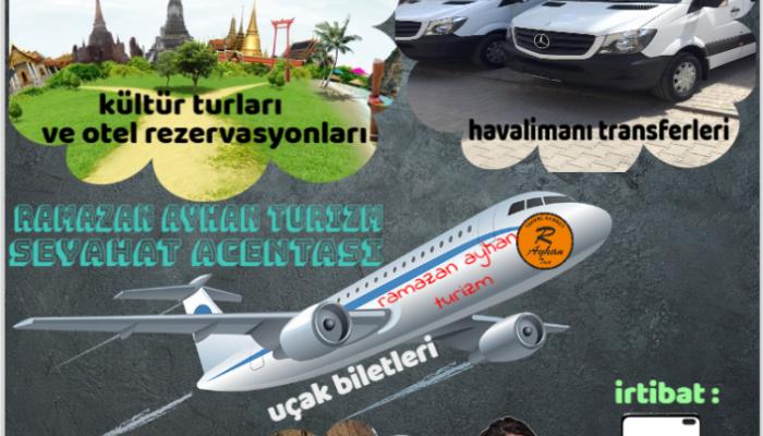 uçak biletini al indirim kazan