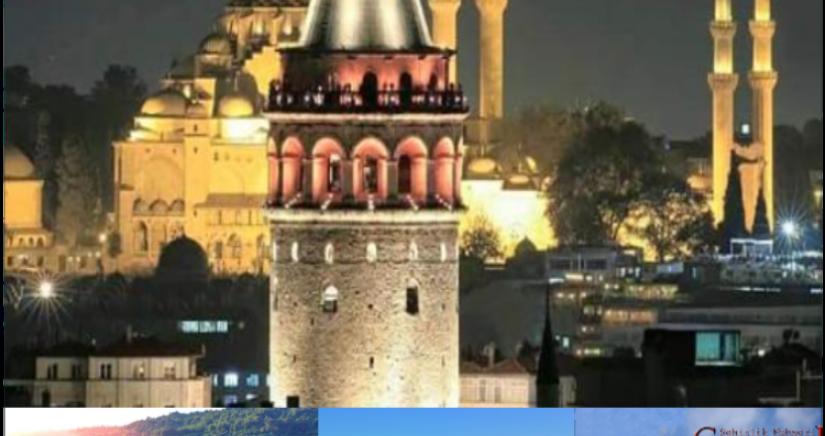 KUŞADASI - İZMİR - BURSA -ÇANAKKALE VE İSTANBUL TURU