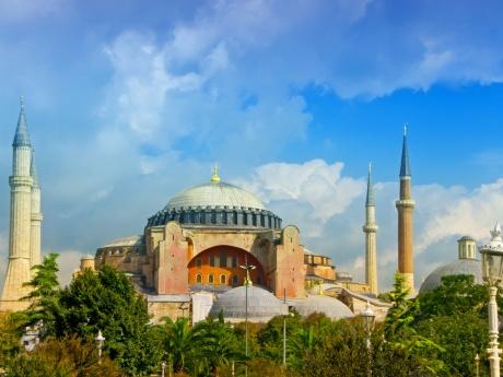 MUHTEŞEM AYASOFYA'LI İSTANBUL TURU